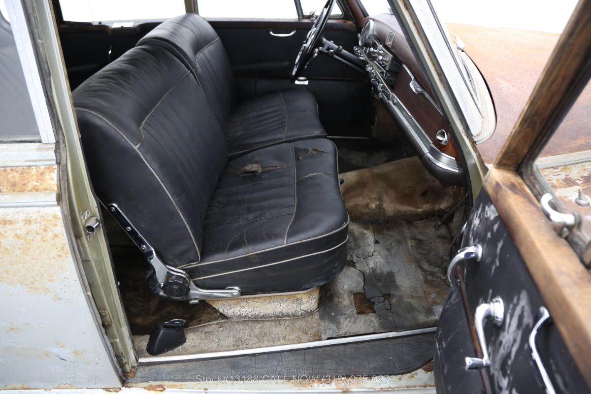 Used 1955 Mercedes-Benz 300B Adenauer    Los Angeles, CA