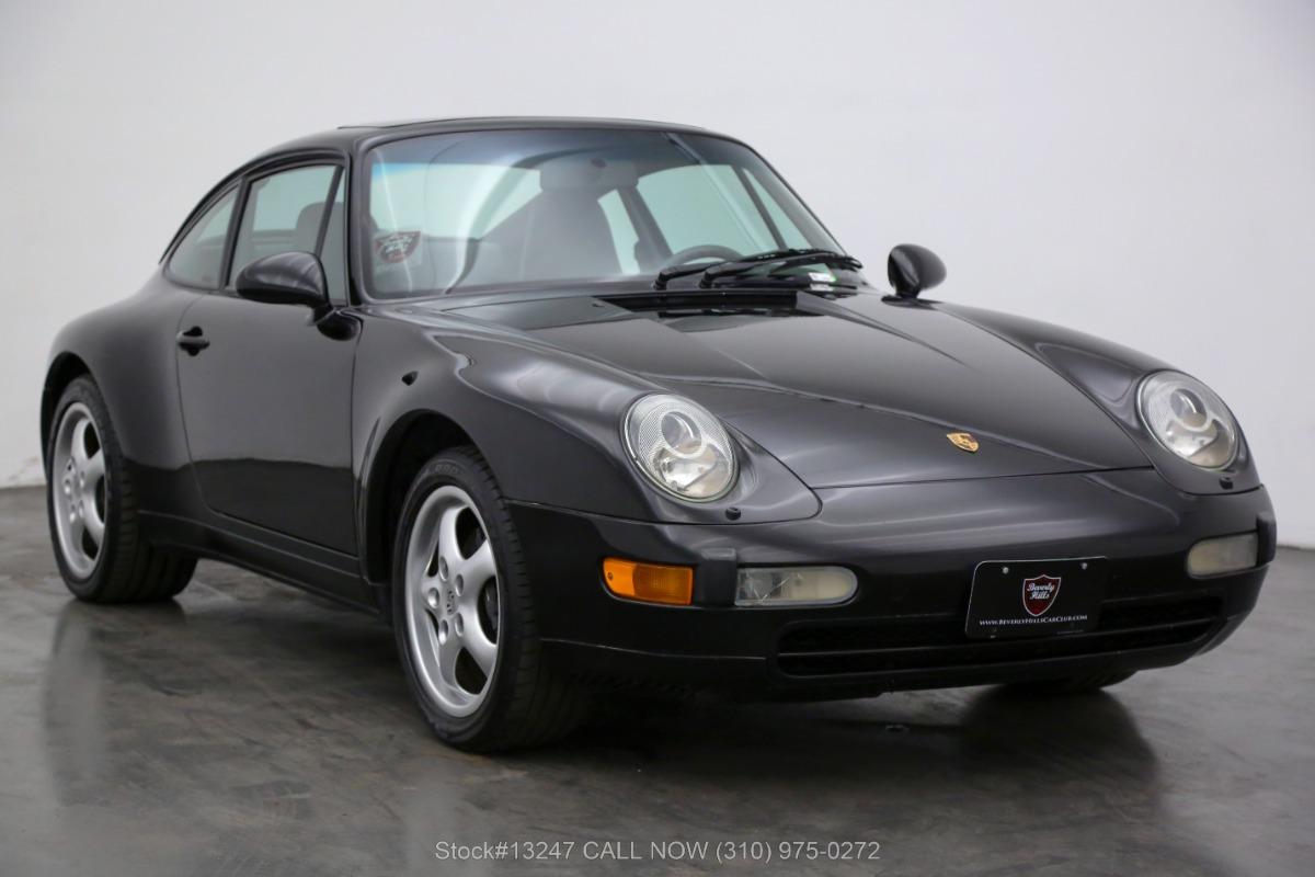 1995 Porsche 993 Carrera Coupe