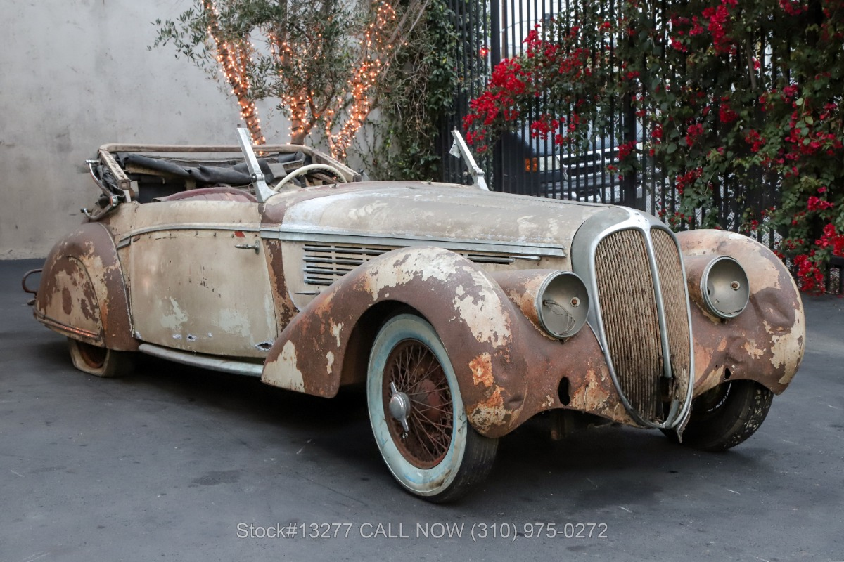 Used 1939 Delahaye 135M Cabriolet | Los Angeles, CA