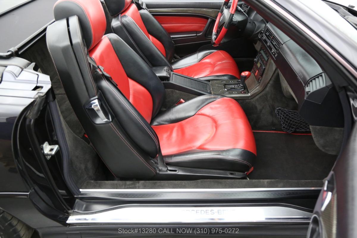 Used 2000 Mercedes-Benz SL500 Designo Edition    Los Angeles, CA