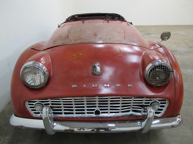Used 1962 Triumph TR3  | Los Angeles, CA