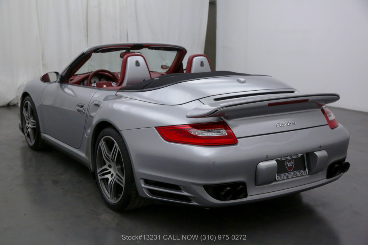 Used 2009 Porsche 911 Turbo Cabriolet | Los Angeles, CA