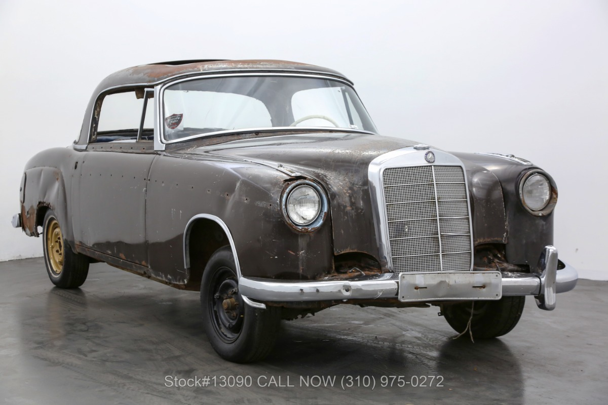 1959 Mercedes-Benz 220SE Sunroof Coupe