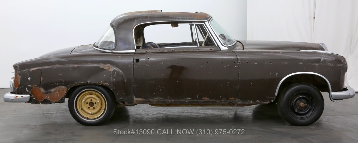 Used 1959 Mercedes-Benz 220SE Sunroof Coupe | Los Angeles, CA