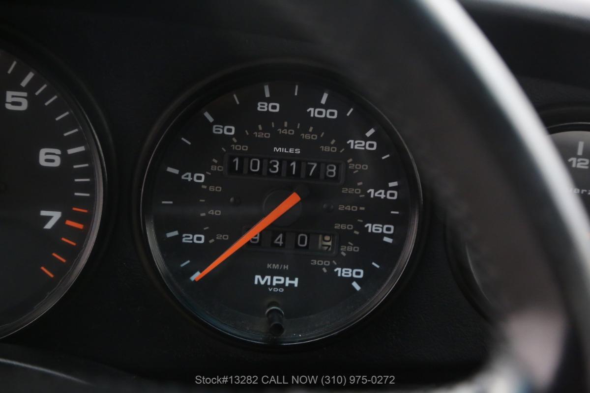 Used 1989 Porsche 964 Carrera 4  | Los Angeles, CA