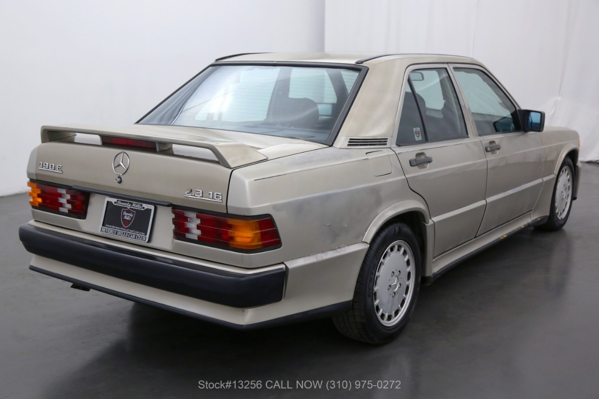 Used 1986 Mercedes-Benz 190E 2.3-16 5-Speed  | Los Angeles, CA