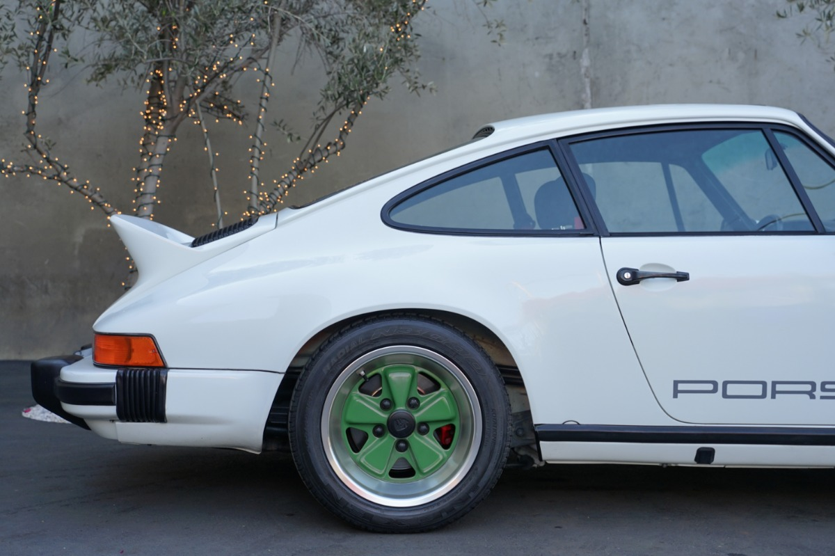 Used 1979 Porsche 911SC RS Tribute Coupe   Los Angeles, CA