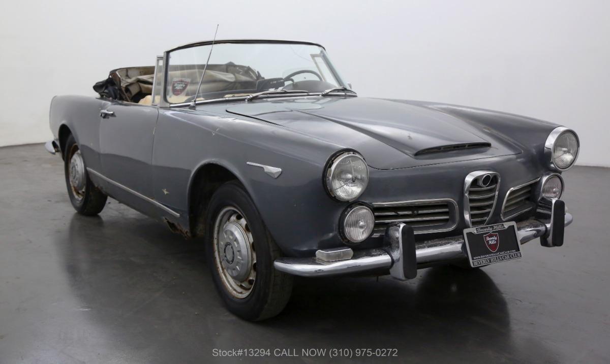 Used 1965 Alfa Romeo 2600 Spider    Los Angeles, CA