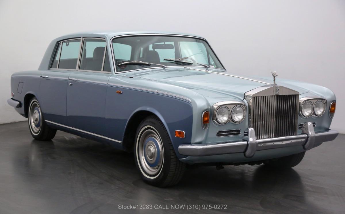 1973 Rolls Royce Silver Shadow