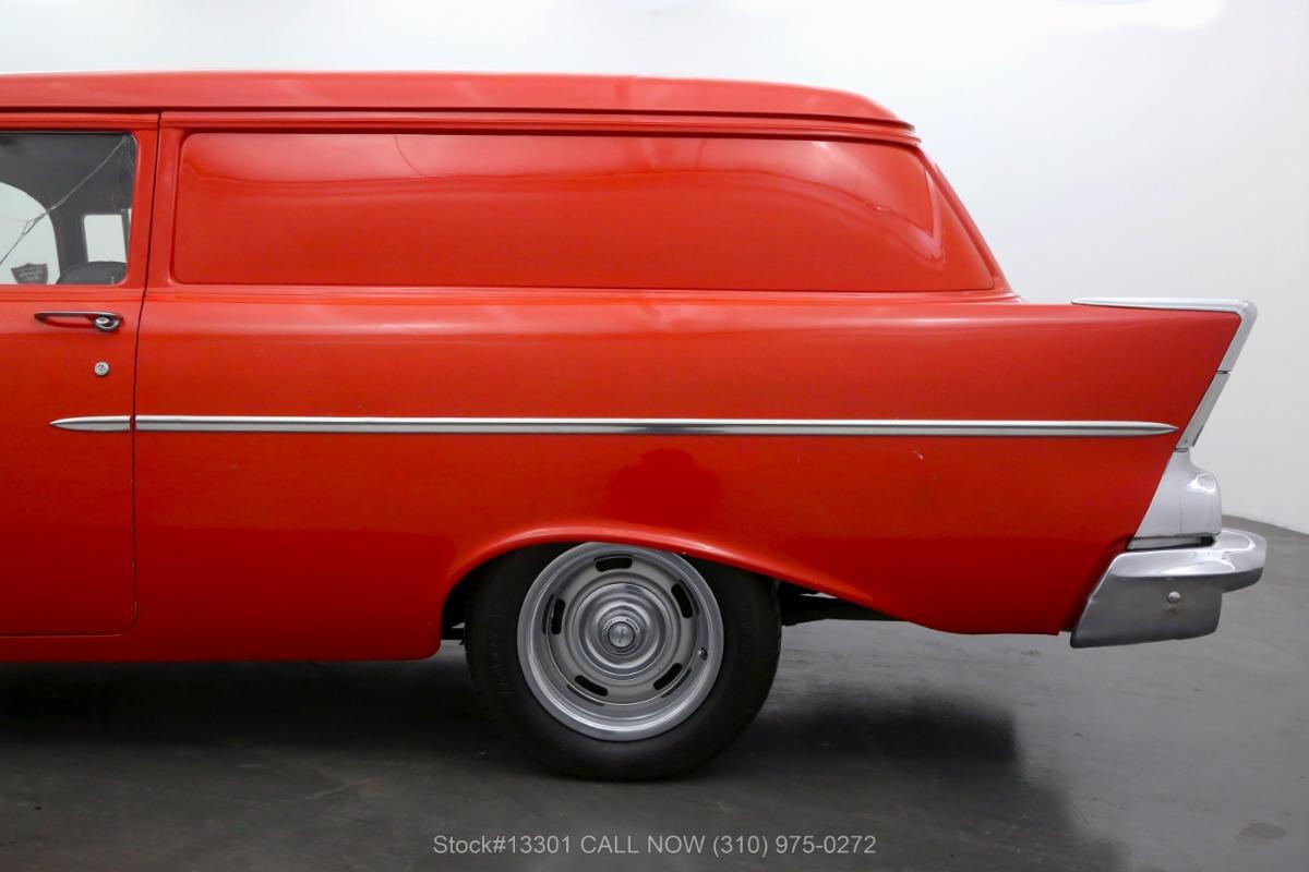 Used 1957 Chevrolet 150 2-Door Sedan Delivery | Los Angeles, CA