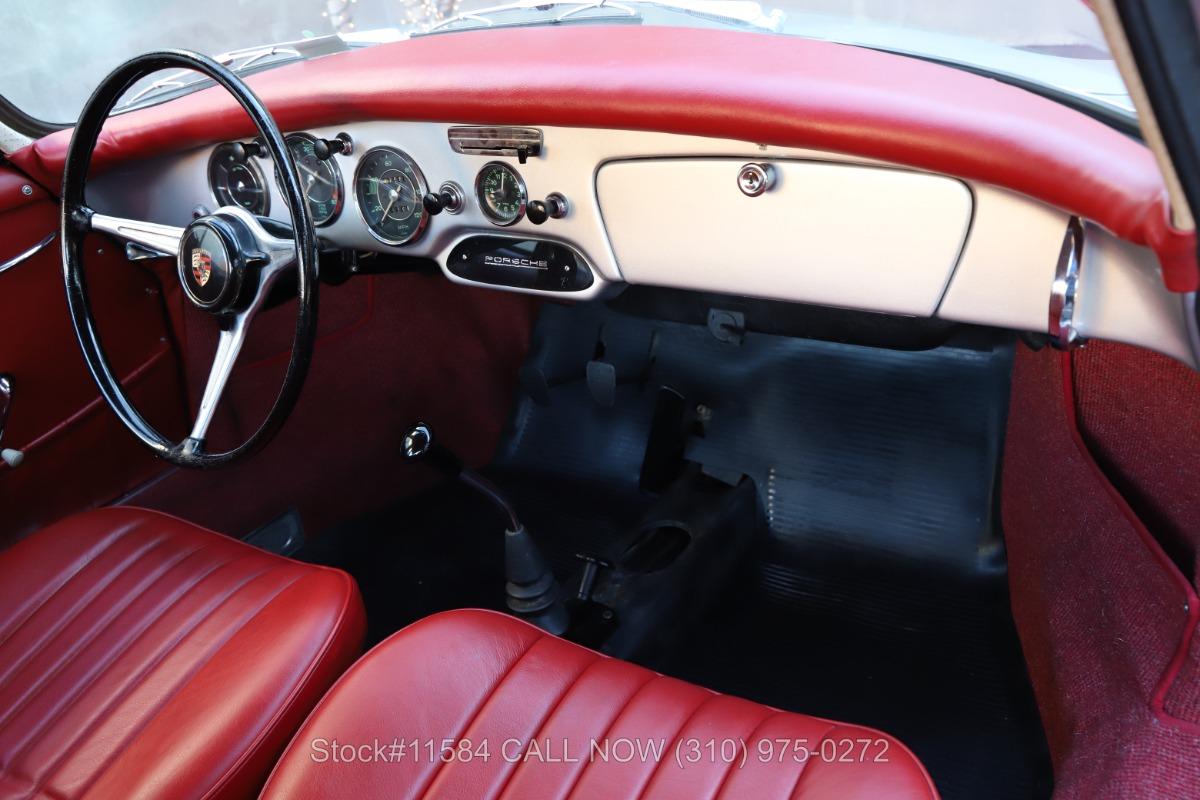Used 1962 Porsche 356B Coupe    Los Angeles, CA