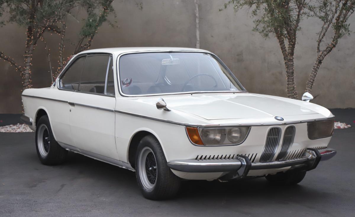 1968 BMW 2000CS