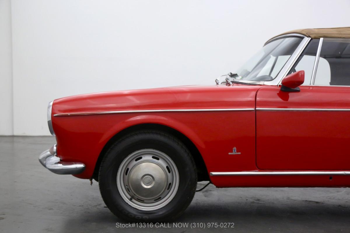 Used 1965 Fiat 1500 Cabriolet | Los Angeles, CA