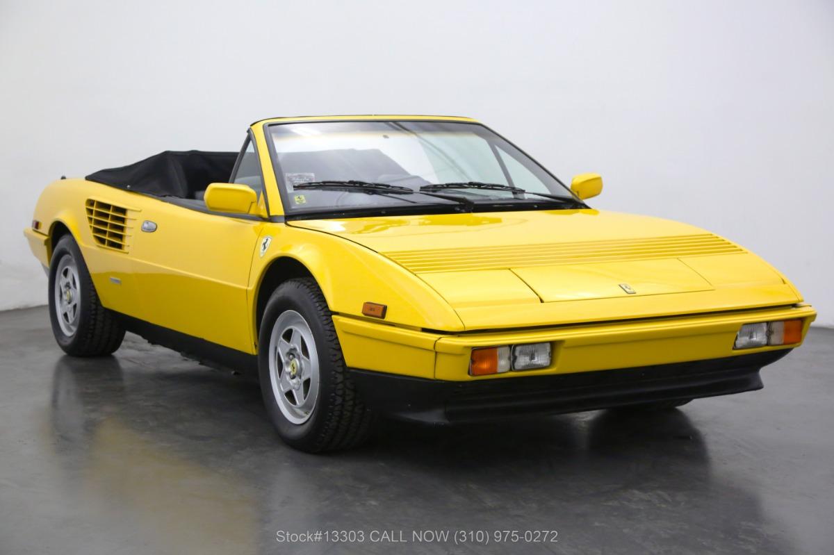 1983 Ferrari Mondial Cabriolet