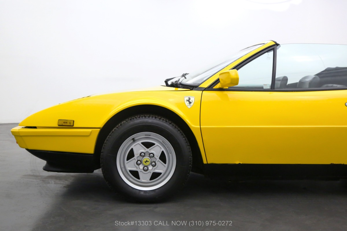 Used 1983 Ferrari Mondial Cabriolet | Los Angeles, CA