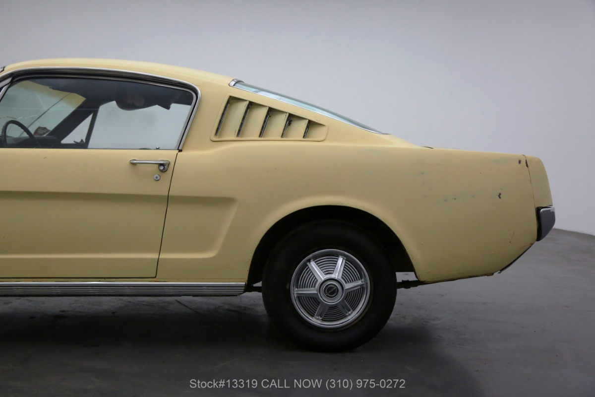 Used 1965 Ford Mustang Fastback | Los Angeles, CA