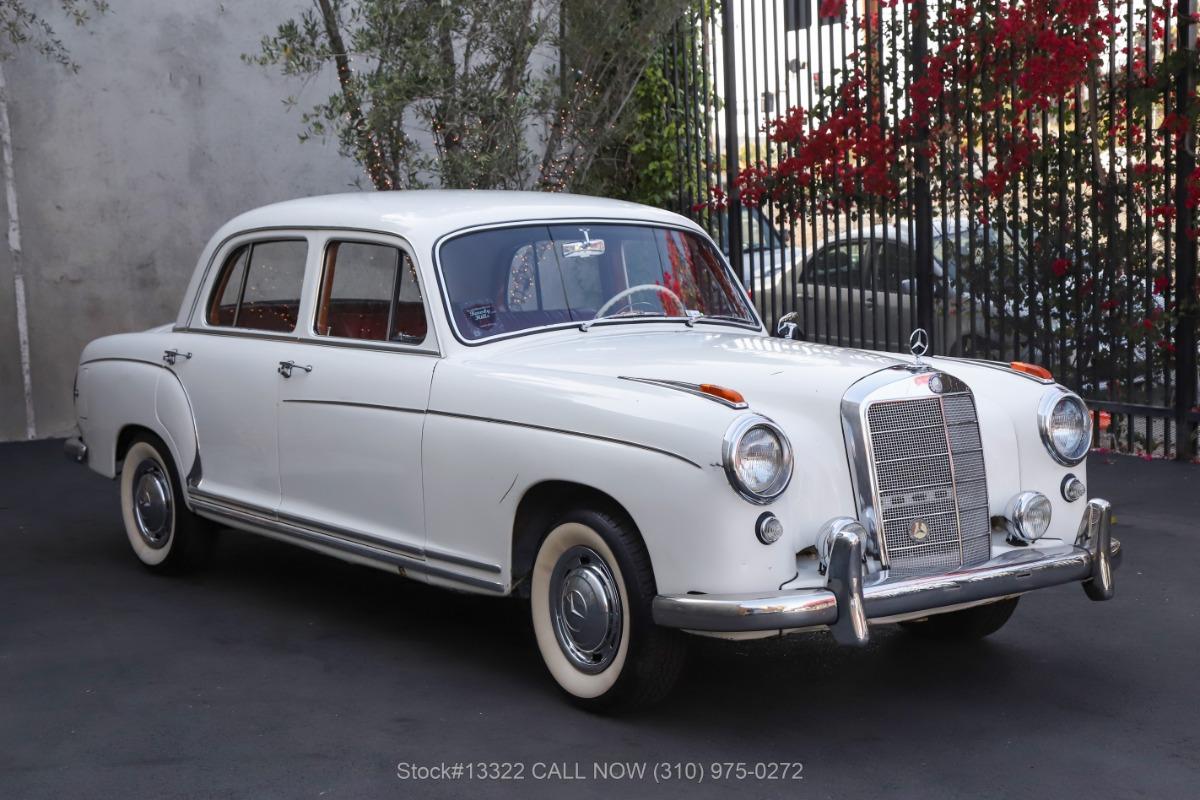 Used 1957 Mercedes-Benz 220S Sedan | Los Angeles, CA