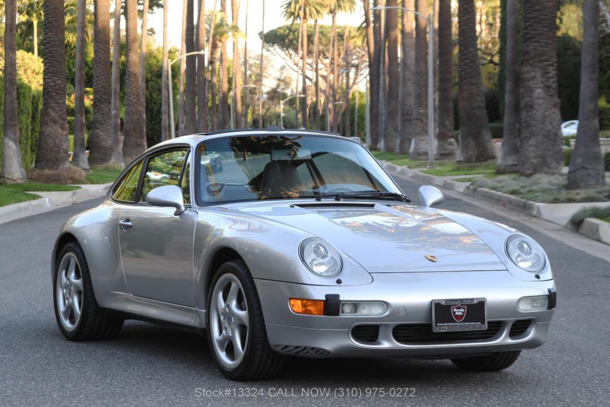 1997 Porsche 993 Carrera S Coupe