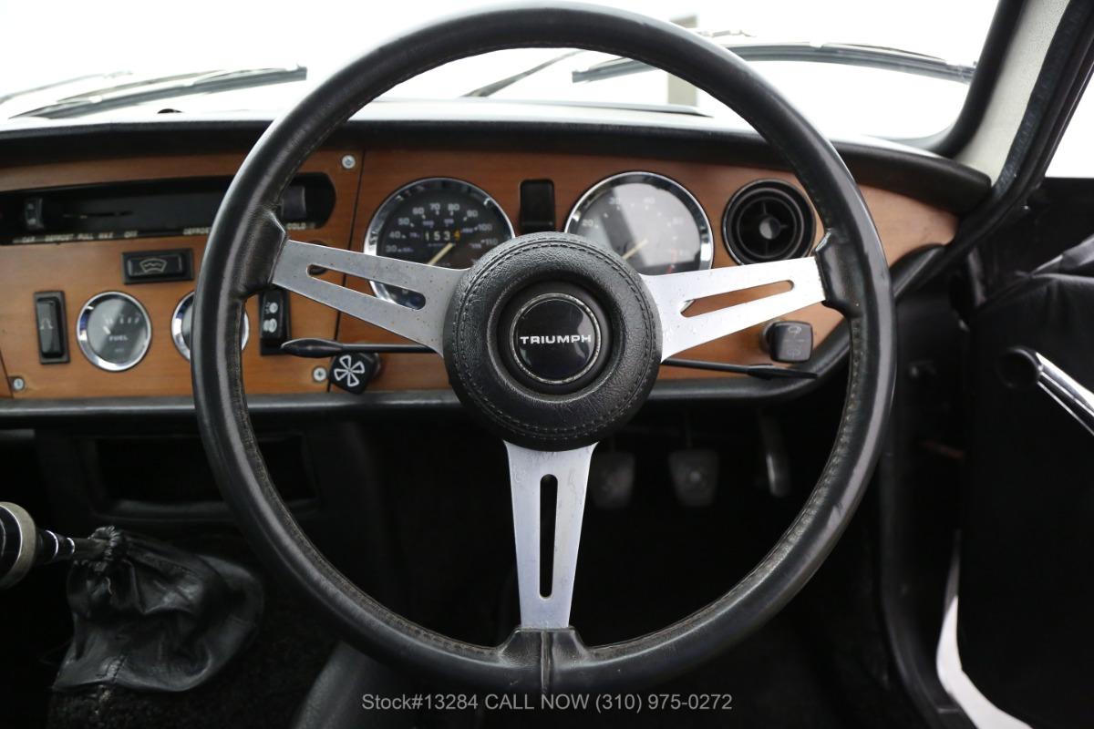 Used 1973 Triumph GT6 MK III  | Los Angeles, CA
