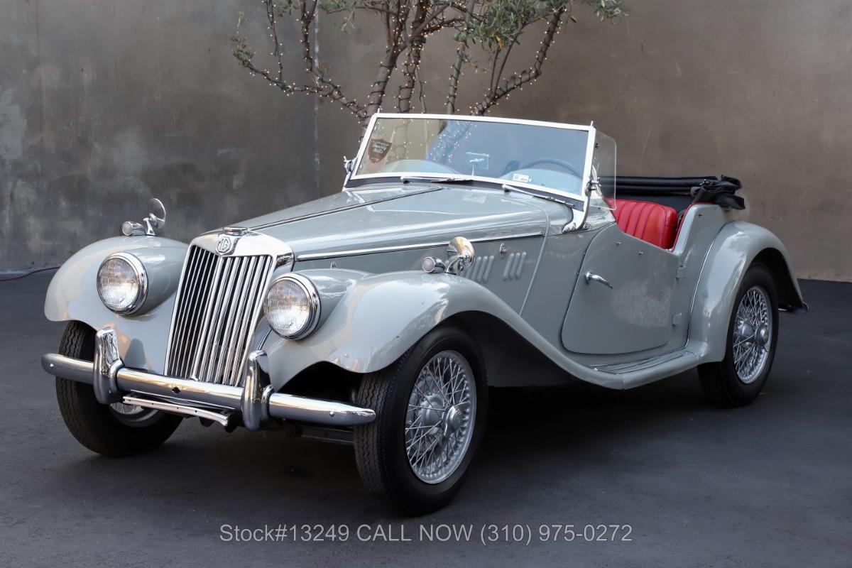 Used 1954 MG TF    Los Angeles, CA