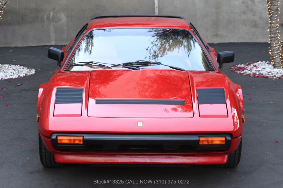 Used 1985 Ferrari 308GTB Quattrovalvole  | Los Angeles, CA