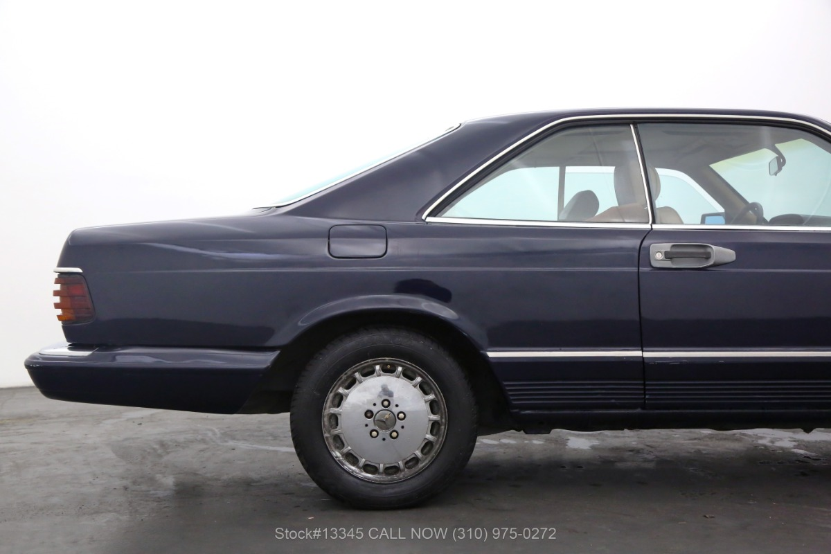 Used 1983 Mercedes-Benz 380SEC Coupe | Los Angeles, CA