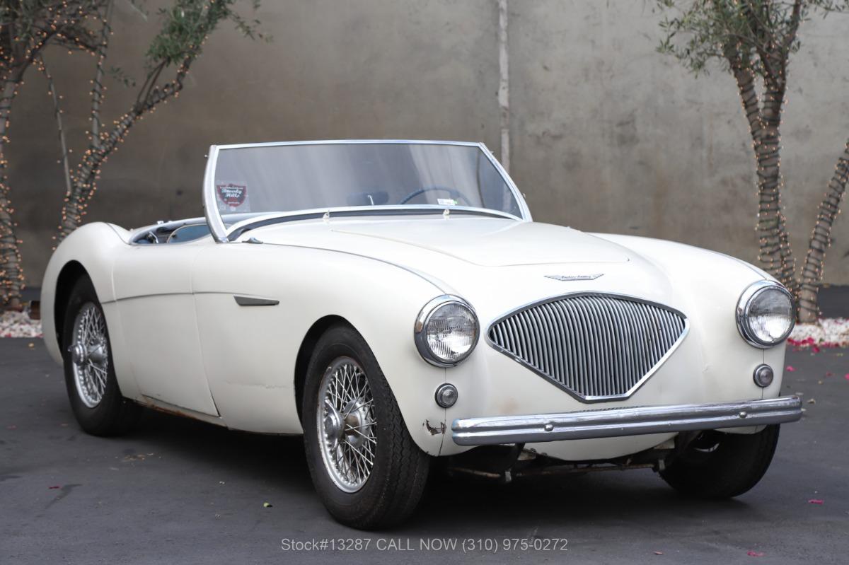 1953 Austin-Healey 100-4 Convertible Sports Car