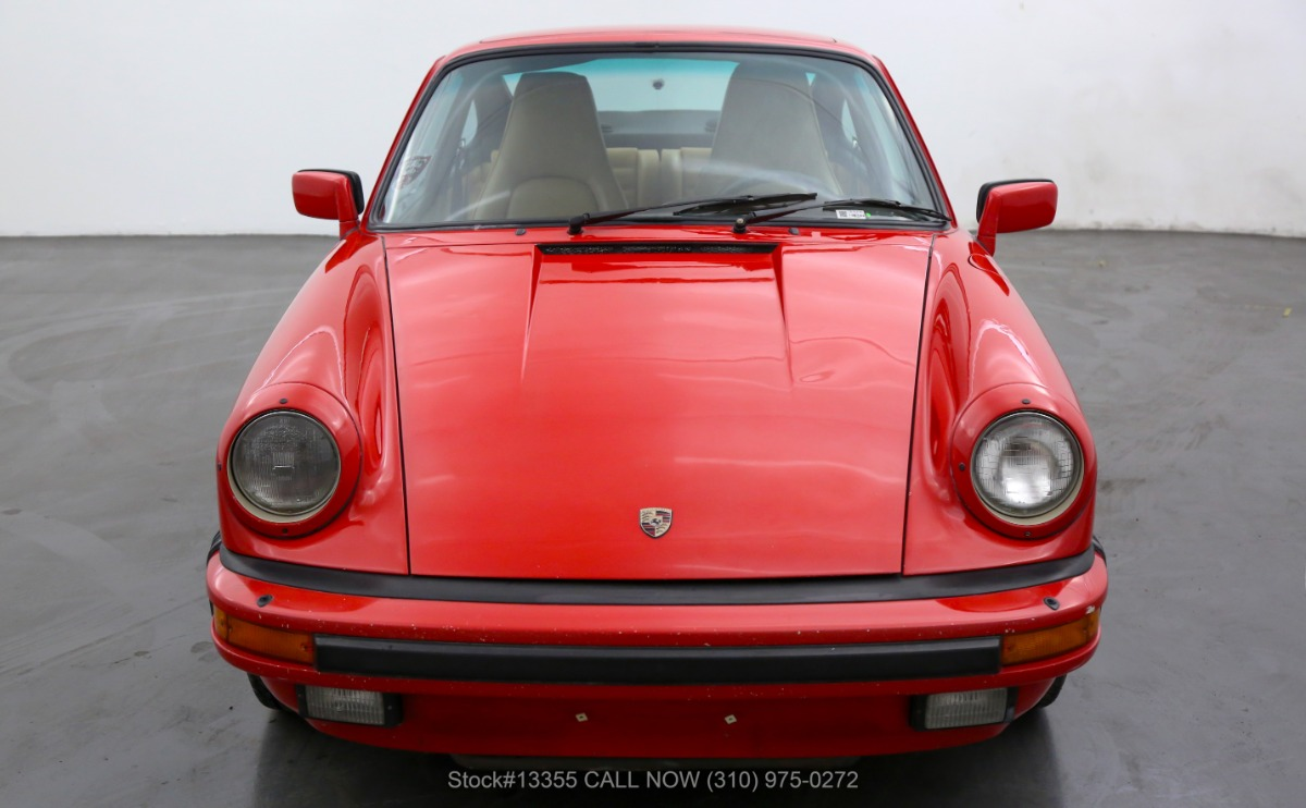 Used 1985 Porsche Carrera Coupe | Los Angeles, CA