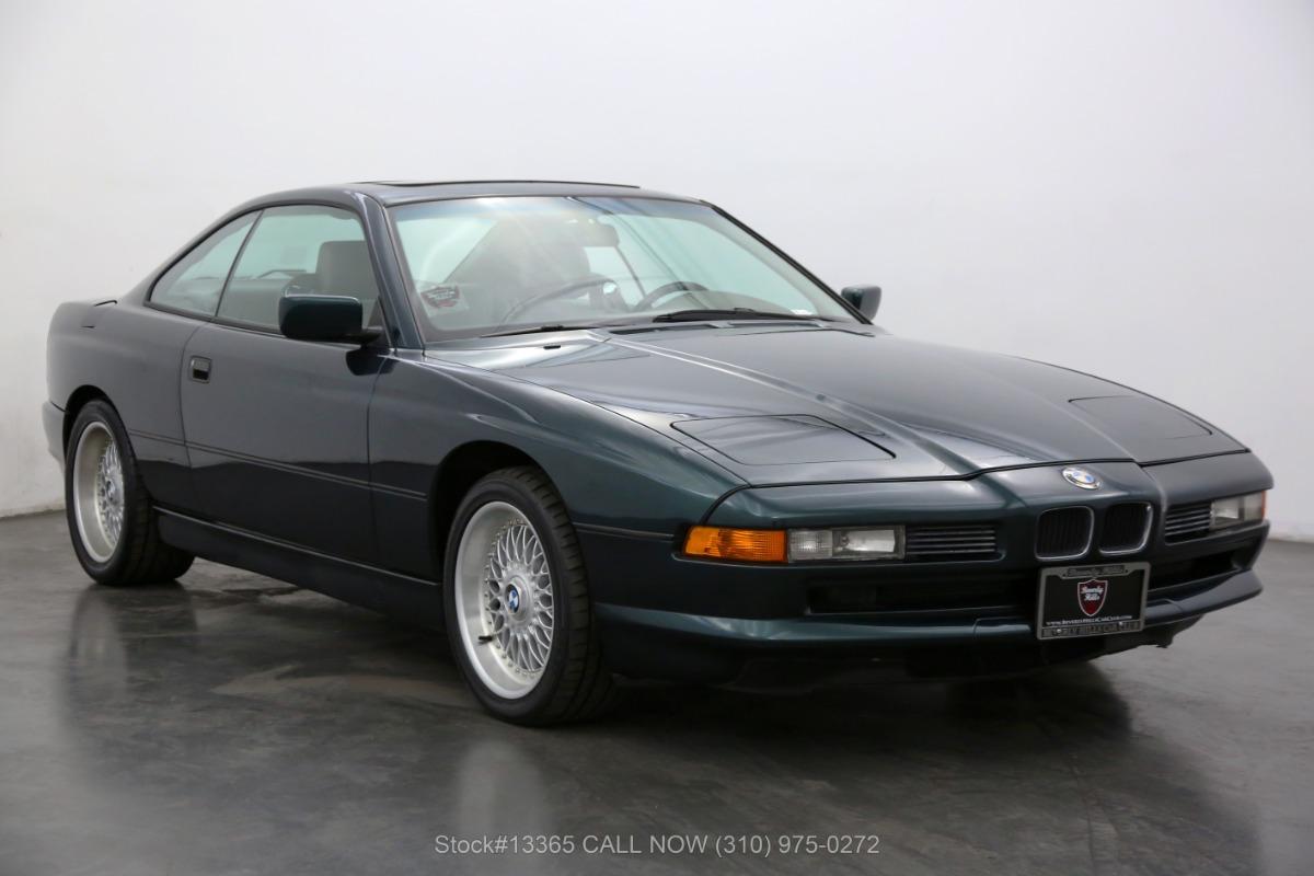 1993 BMW 850i