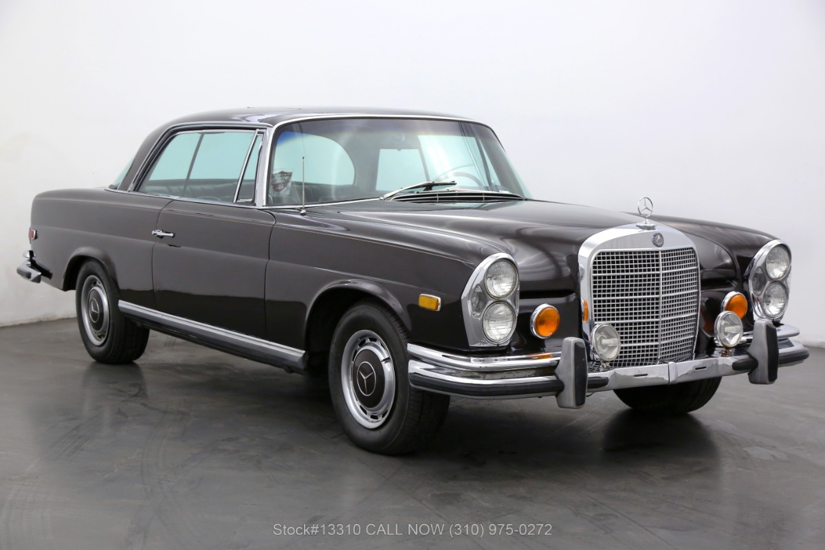 1968 Mercedes-Benz 280SE Sunroof Coupe