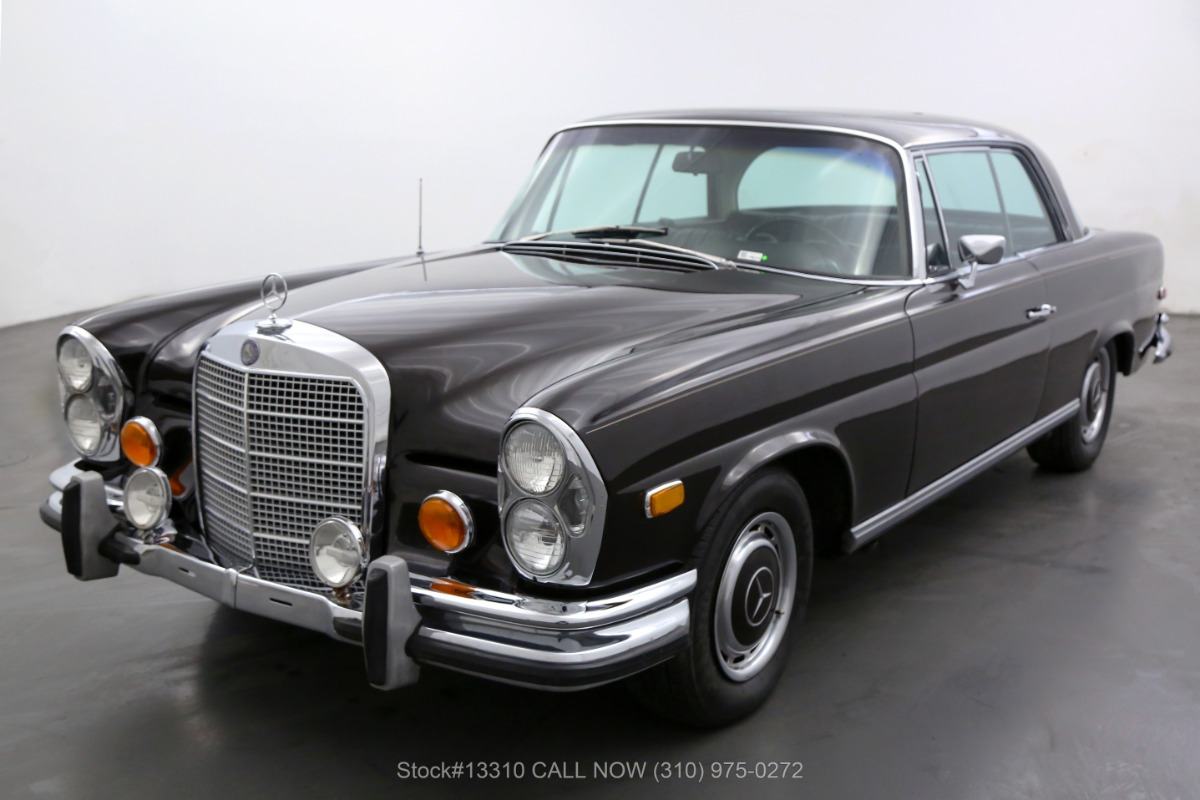 Used 1968 Mercedes-Benz 280SE Sunroof Coupe | Los Angeles, CA