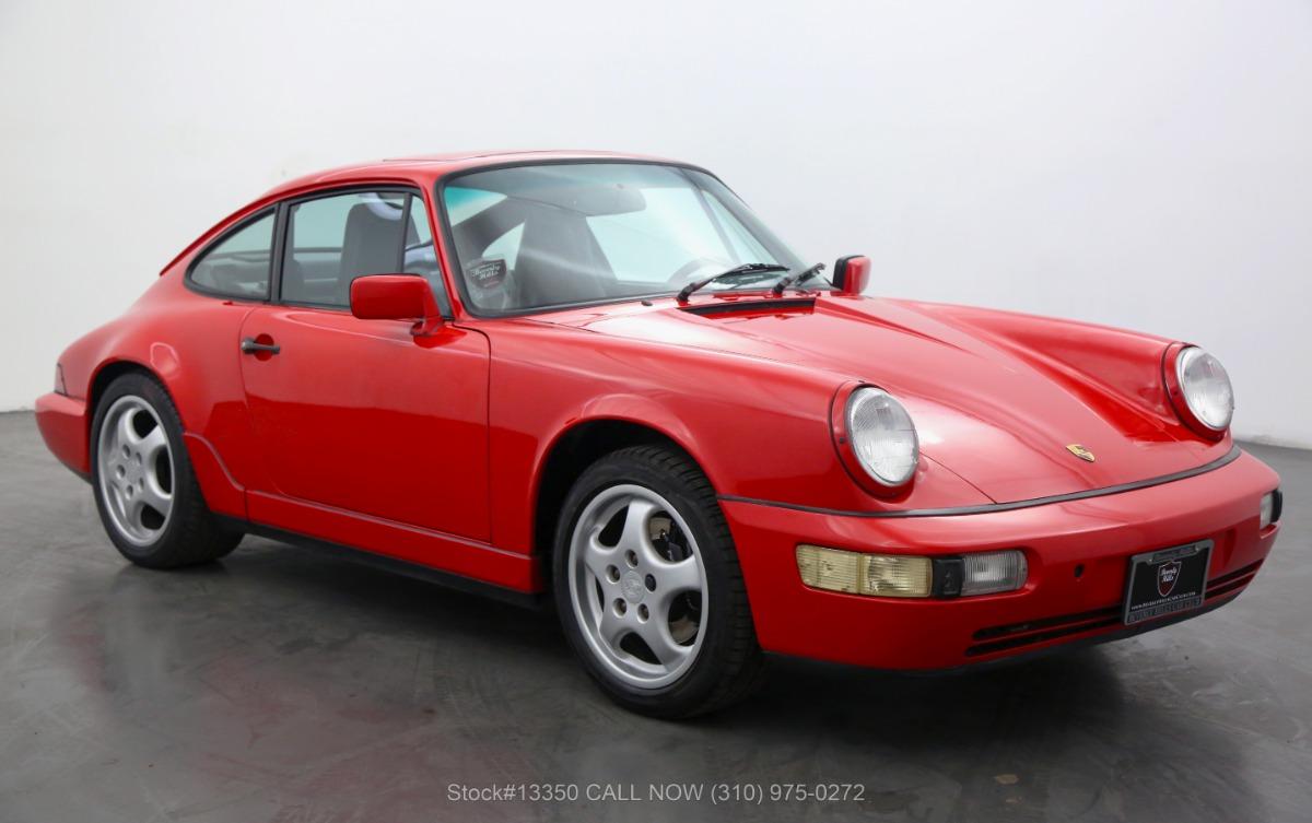 Used 1989 Porsche 964 Carrera 4 Coupe   Los Angeles, CA