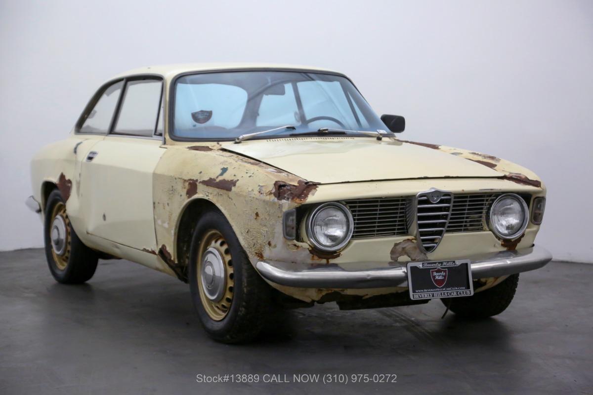 Used 1966 Alfa Romeo Giulia Sprint GT  | Los Angeles, CA