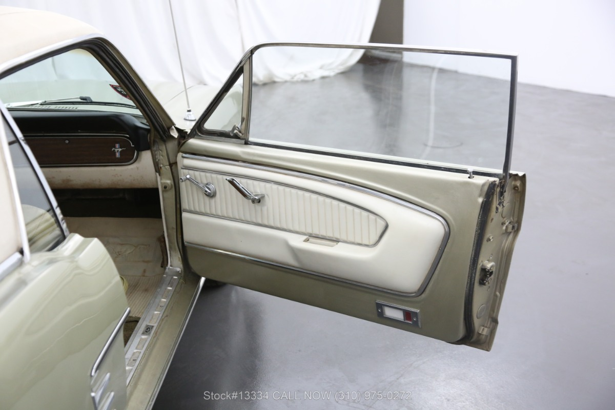 Used 1966 Ford Mustang Coupe   Los Angeles, CA