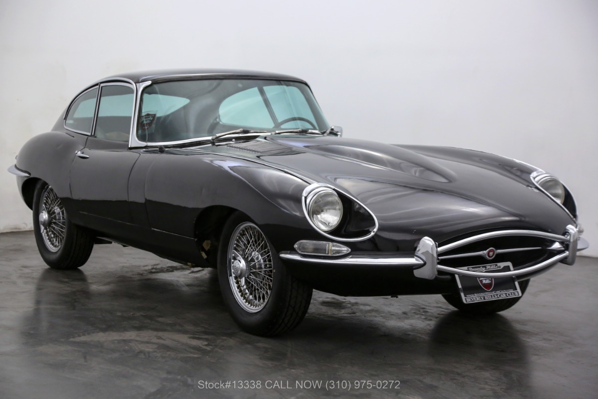 1968 Jaguar XKE Series 1.5 Fixed Head Coupe