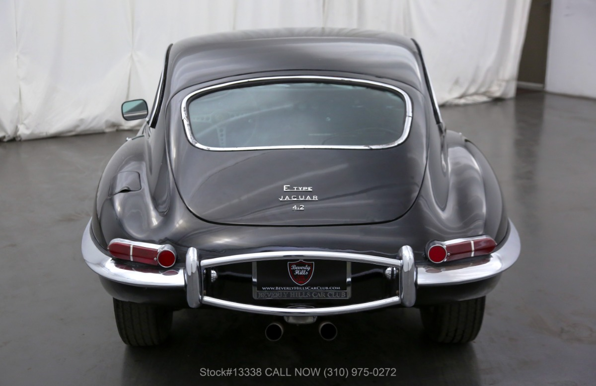 Used 1968 Jaguar XKE Series 1.5 Fixed Head Coupe | Los Angeles, CA