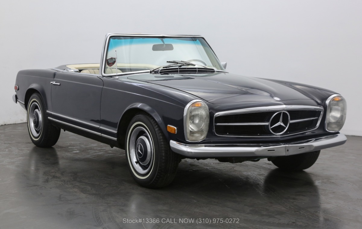 1968 Mercedes-Benz 250SL