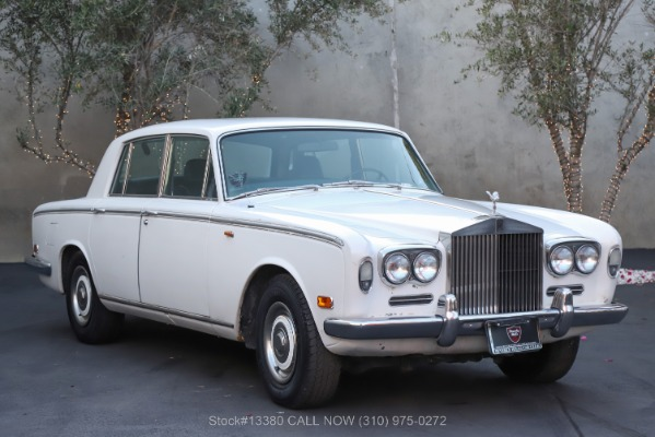 1973 Rolls Royce Silver Shadow