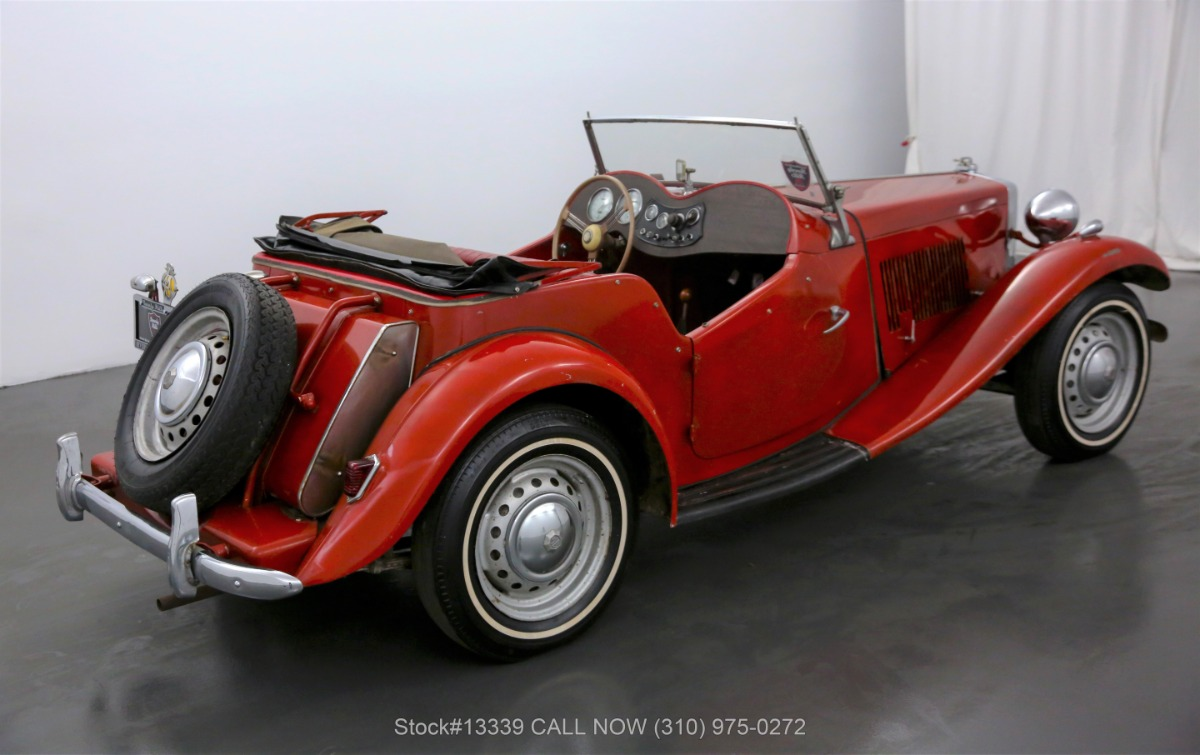 Used 1951 MG TD    Los Angeles, CA