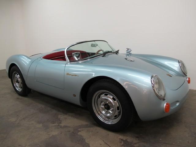 1955 Porsche 550 Sypder Replica | Beverly Hills Car Club