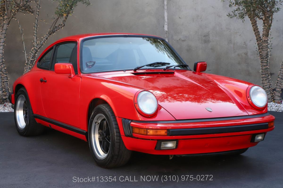 1988 Porsche Carrera Coupe