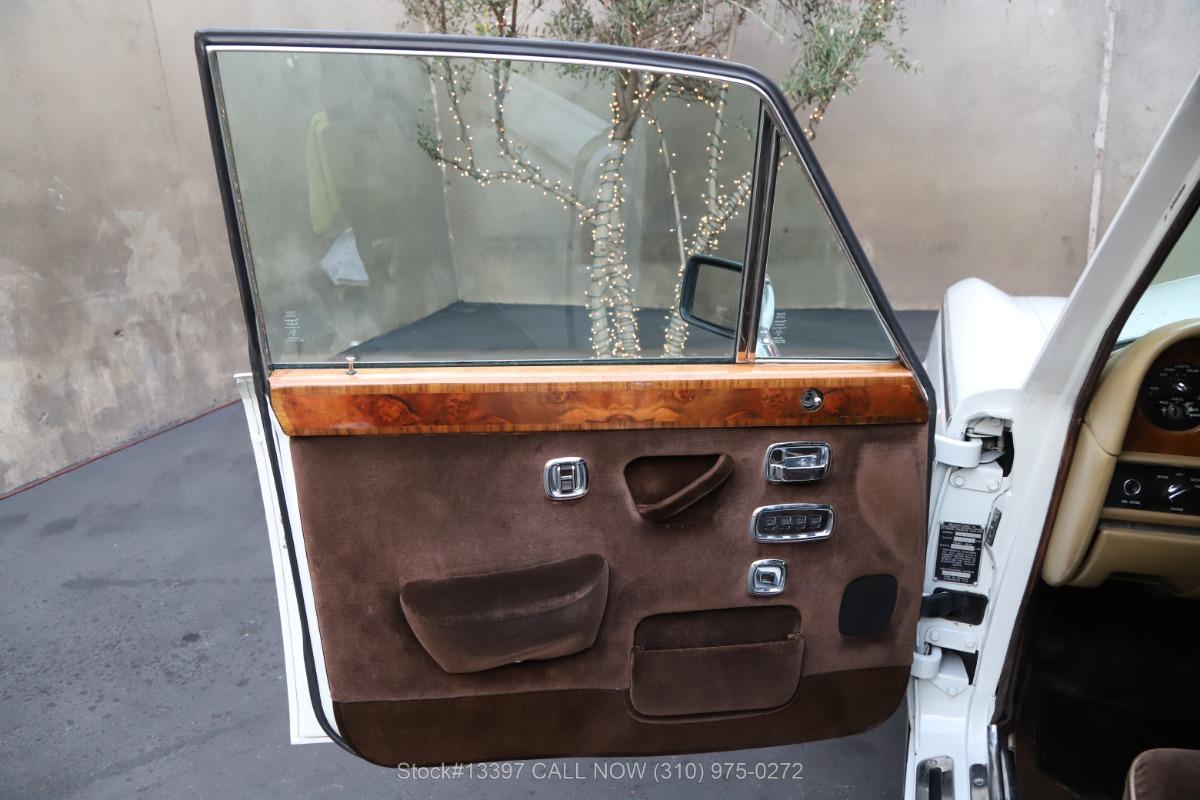 Used 1977 Rolls Royce Silver Shadow II  | Los Angeles, CA