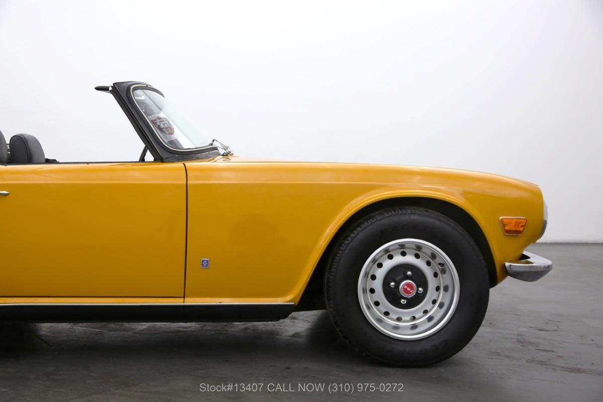 Used 1971 Triumph TR6  | Los Angeles, CA