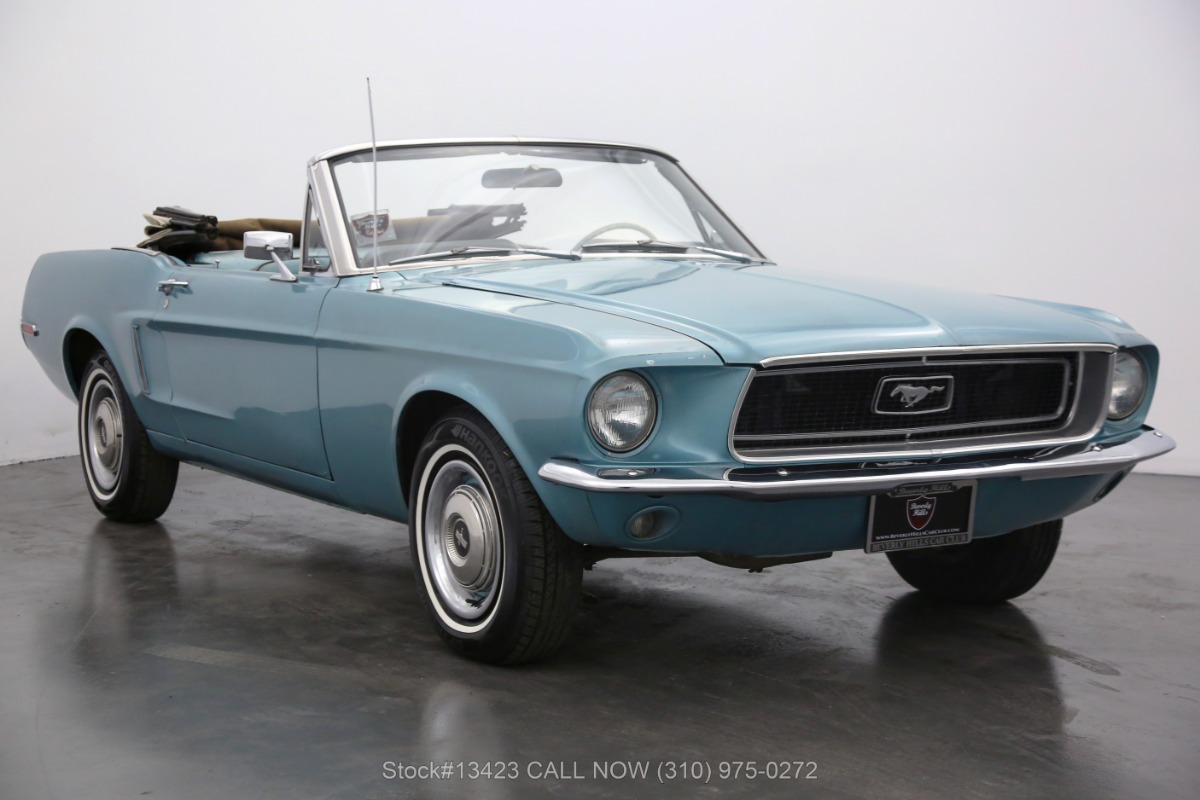 Used 1968 Ford Mustang Convertible | Los Angeles, CA