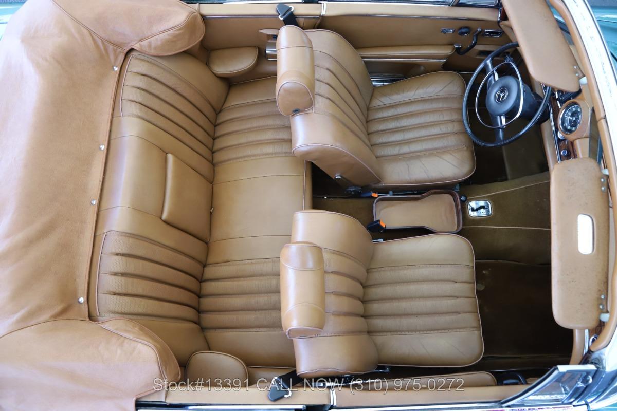 Used 1969 Mercedes-Benz 280SE Cabriolet | Los Angeles, CA