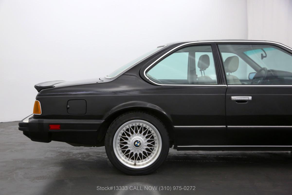 Used 1987 BMW M6    Los Angeles, CA