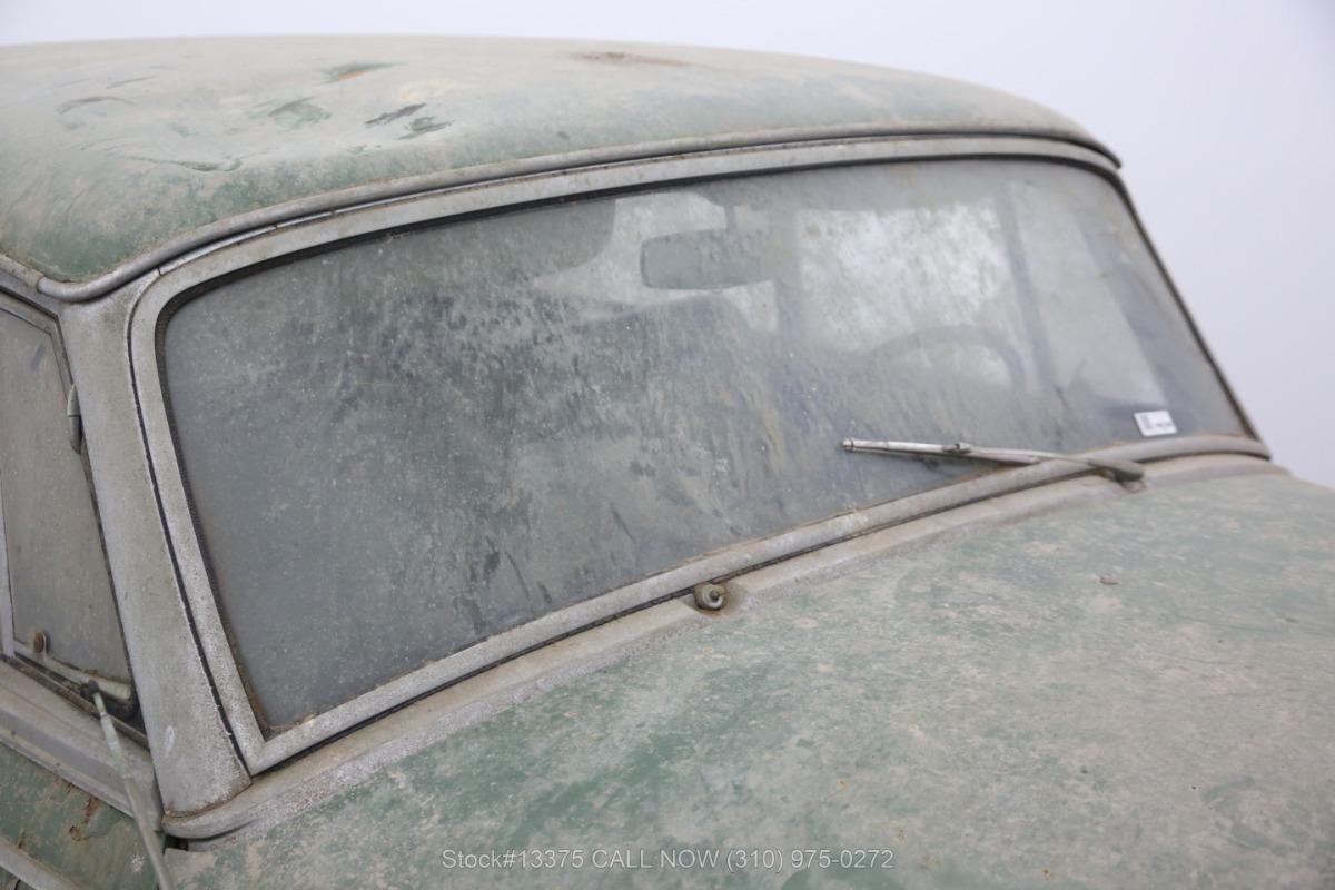 Used 1961 Mercedes-Benz 300d Adenauer | Los Angeles, CA