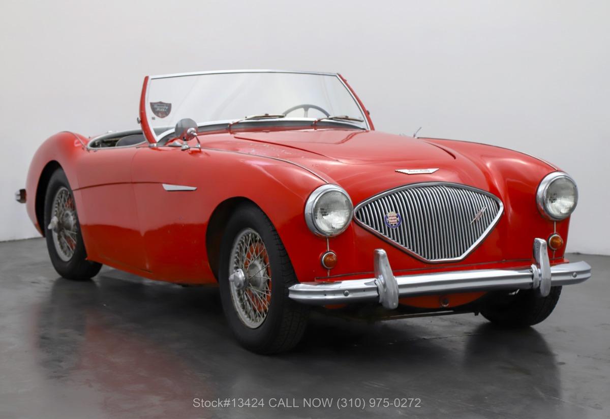 1955 Austin-Healey 100-4 Convertible Sports Car