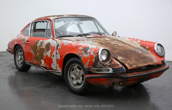 1966 Porsche 912 3 Gauge Sunroof