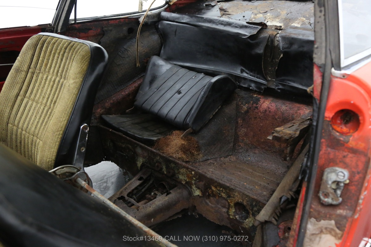 Used 1966 Porsche 912 3 Gauge Sunroof Coupe | Los Angeles, CA